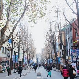 Insadong Street
