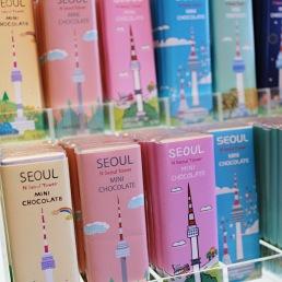 Seoul sweets.