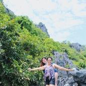 Photo taken at Payong-Payong Island.