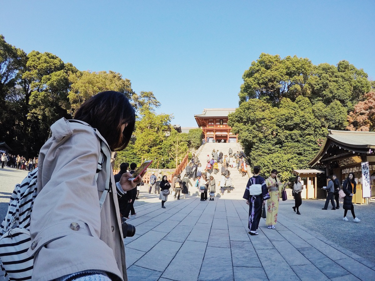 Japan | Enoshima & Kamakura