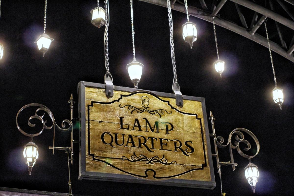 Lamp Quarters