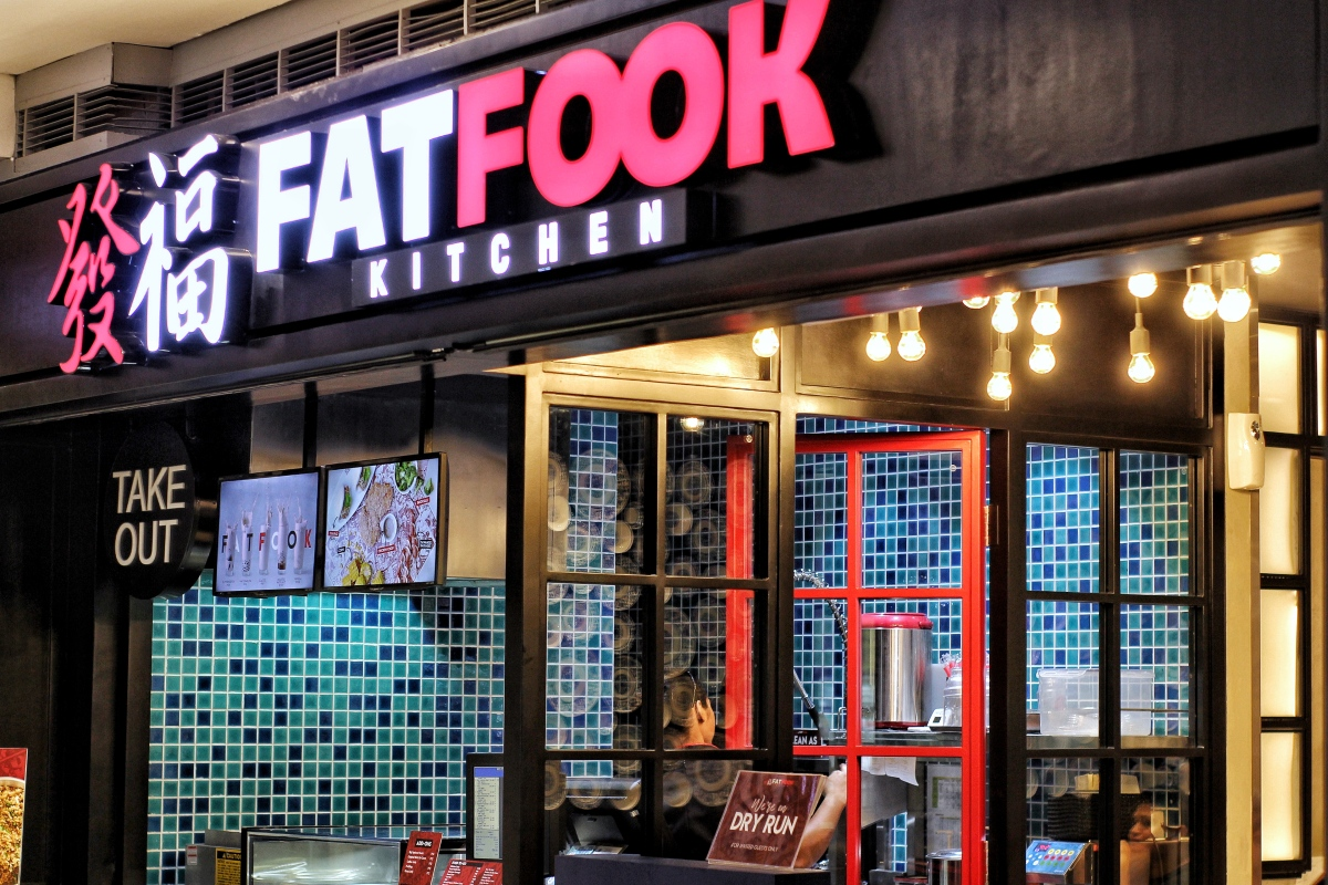 Fat Fook Kitchen